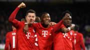O Bayern conquistou sua nona liga consecutiva este ano