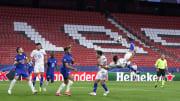 Porto scored a wonder goal against Chelsea but it was not enough