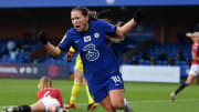 Fran Kirby was the best player in the WSL in January