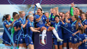 Chelsea are the first English club in a Women's Champions League final since 2007
