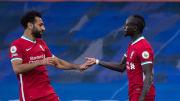 Salah y Mané, dos estrellas de la Premier