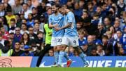 Man City thumped Chelsea