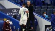 Hazard indignó al madridismo tras la eliminación en Champions