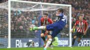 Chilwell scored for Chelsea