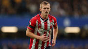 James Ward-Prowse is back in the England squad