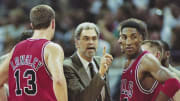 Phil Jackson, Scottie Pippen, and the Chicago Bulls
