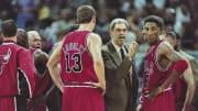 Scottie Pippen y Phil Jackson fueron unos de los líderes de los míticos Bulls