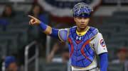 El venezolano de los Cachorros Willson Contreras es parte de la élite de receptores