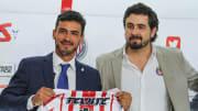 Oswaldo Alanís y Amaury Vergara.