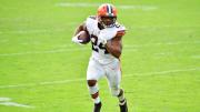 Nick Chubb, Cleveland Browns v Jacksonville Jaguars