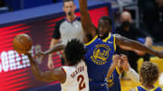 Draymond Green against the Cavaliers.