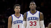 Michael Carter-Williams, Robert Covington
