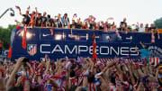 El Atlético de Madrid es el vigente campeón de La Liga