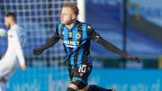 Noa Lang is having a breakout season at Club Brugges