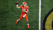 Trevor Lawrence, College Football Playoff National Championship - Clemson v LSU