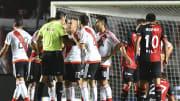 Colon v River Plate - Torneo Transicion 2016 - Un Colón-River de antaño.