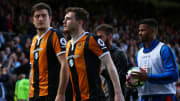 Maguire and Robertson were both snapped up after Hull were relegated