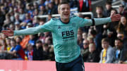 Jamie Vardy is still scoring goals for fun