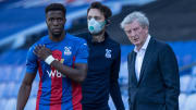 Wilfried Zaha has been linked with another move away from Palace