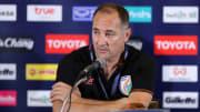 Igor Stimac is the head coach of the India national football team