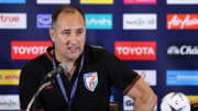 Igor Stimac is the current head coach of India national football team