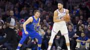 Mavericks y 76ers se enfrentan en el duelo más atractivo de la jornada