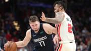 Mavericks y Trail Blazers se enfrentan este viernes en la NBA