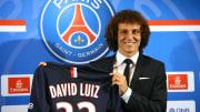 David Luiz al PSG