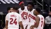 Los Raptors aprovecharon la debilidad de los Warriors en el juego del viernes