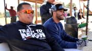 Miguel Cabrera y J.D. Martínez son de los mejores bateadores de la MLB