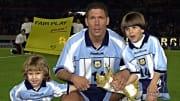 Diego Simeone ve çocukları