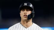 Giancarlo Stanton has disappointed in his first two seasons with the Yankees.