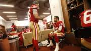 Los 49ers tendrán dos bajas considerables por las próximas semanas