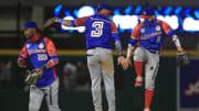 Las Águilas Cibaeñas de Dominicana ganaron sus dos primeros partidos