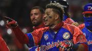 Lagares lidera varios departamentos ofensivos en la Serie del Caribe 2021