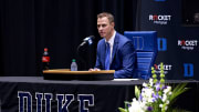 Duke Introduces Jon Scheyer