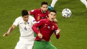 Varane and Ronaldo were teammates at Real Madrid before the latter's move to Juventus