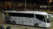 Ilustrasi bus Real Madrid