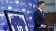 Eli Manning Announces Retirement