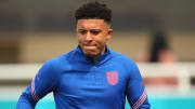 Jadon Sancho needs time to build up his fitness and integrate with his Man Utd teammates