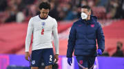 Trent Alexander-Arnold's involvement at the Euros is in doubt