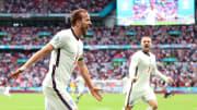 Harry Kane scored as England beat Germany