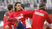Demichelis no llegó a jugar oficialmente en el Atlético de Madrid