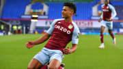Watkins is earning great reviews at Villa