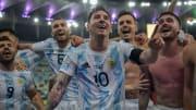 Messi se proclamó campeón de América