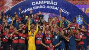 Flamengo conquista o Brasileiro pela oitava vez