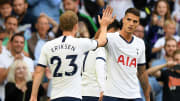 Christian Eriksen and Erik Lamela have both left the club in the last 18 months
