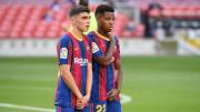 Pedri and Ansu Fati are considered as the next big stars for Barcelona