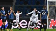 Mendy marcó el único gol del Real Madrid