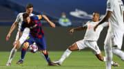Lewandowski, Lionel Messi e outras feras: veja os maiores goleadores do mundo no ano.